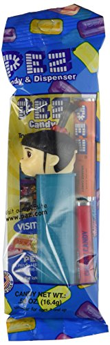 PEZ Candy Despicable Me 3 Assortment, 1.35 Pound -