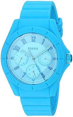 fossil blue watch women - 9