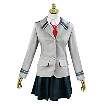 DHShop My Hero Academia Traje Escolar Uniforme Femenino Chica ...