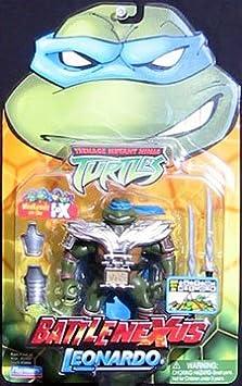 Amazon.com: Teenage Mutant Ninja Turtles Figure: Battle ...