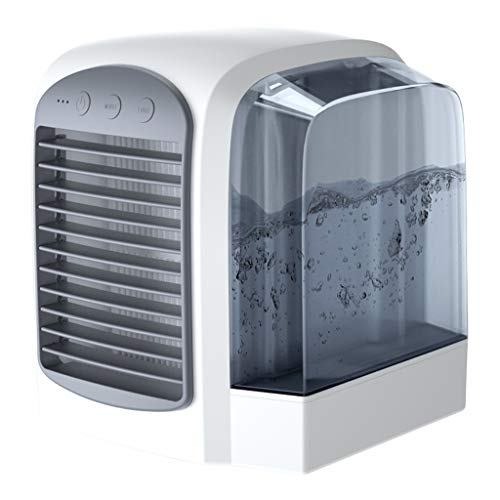 AckfulPortable Mini Air Conditioner Cool Cooling for Bedroom Cooler Fan -