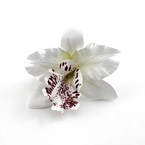 Fashion Wedding Bridal Dendrobium Barrette