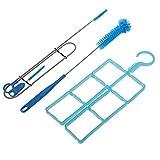 HIGHROCK 1 X Water Hydration Bladder Tube Cleaner Brushes Tube Cleaning Kit 4 in 1 Cleaner Brushes Pack