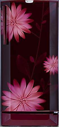 Godrej 210 L 3 Star Direct Cool Single Door Refrigerator(R D EPro 225 TAF 3.2 STR WIN, Star Wine)