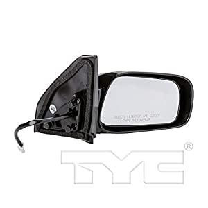 TYC 5390032-1 NSF Version Black/PTM Outside/Exterior Mirrors