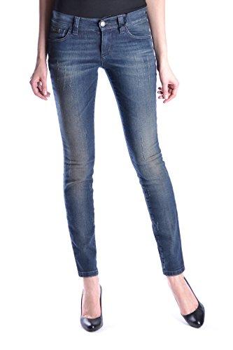 Femme Coton RICHMOND Jeans Bleu MCBI256024O H8xw6d
