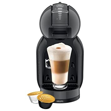 Nescafé Dolce Gusto Máquina De Café, Kp120840, Negro & Gris By Krups