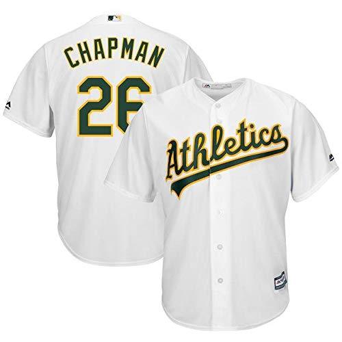 Majestic Official Majestic【並行輸入品】 Matt Chapman Oakland XXL Athletics White Home Official Cool Base Player Jersey スポーツ用品【並行輸入品】 XXL B07J4VSJ77, 大和村:75bd79ee --- cgt-tbc.fr