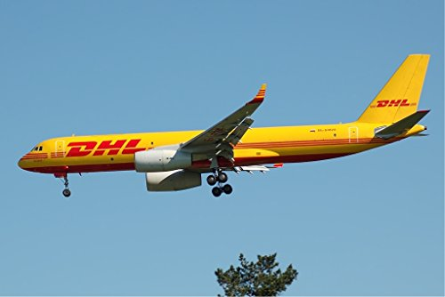 DHL Express shipping! It takes 2-4 business days to deliver your parcel to most destinations. Door to door service
