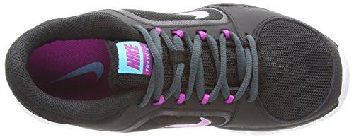 clrw Chrcl fchs Nike Flex Wmns Trainer Flsh Da Donna clssc Scarpe 4 Fitness Blk F7OFn6zq
