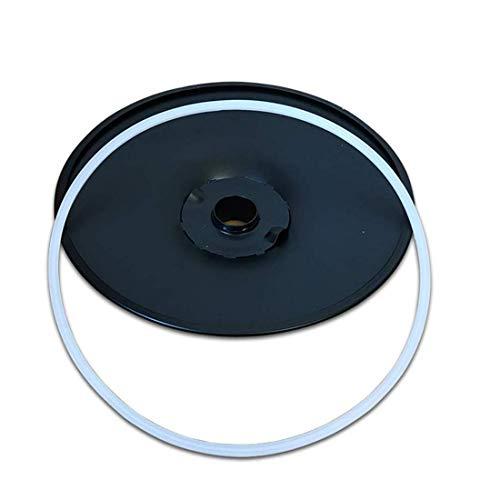 IOFESINK Taburete de la Barra del Protector de Deslizamientos Goma Anti Resistente a los Rayones Proteccion for el Suelo de la Cocina Sala de Estar Comedor Dormitorio, 2 Piezas (Color : 38.5cm)
