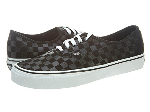 Vans Authentic Slim Unisex Style: VN-0EE3276-Black/Black Size: 11