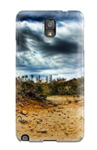 New Cute Funny Landscape In Hdr Case Cover/ Galaxy Note 3 Case Cover