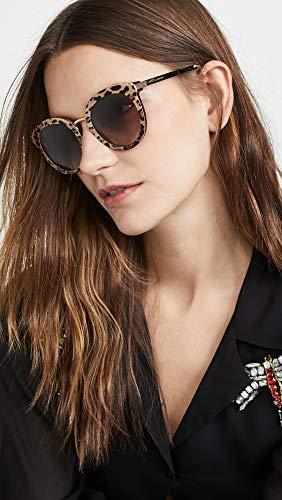 Donna On Sole Dolce Gabbana Bordeaux leo Occhiali 4268 amp; Multicolore OqOCwPp