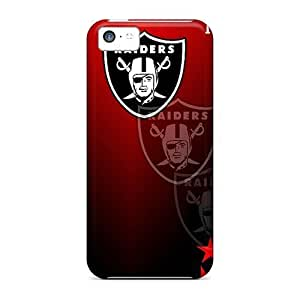 New Arrival GGf2884KDTL Premium Iphone 5C Case(oakland Raiders)