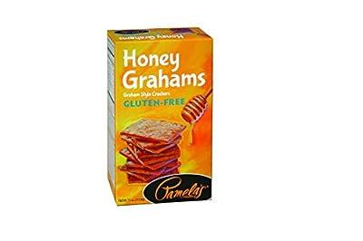 Pamelas Gluten Free Honey Graham Crackers, 7.5 oz