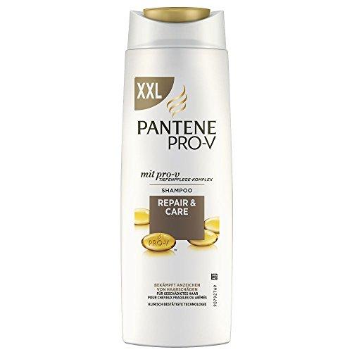 Pantene Pro-V Shampoo Repairund Care für geschädigtes Haar, 3er Pack (3 x 500 ml)