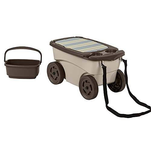 bs-outdoor-utility-cart-with-seat-cup-holders-pull-strap-easy-transport-kneeling-pad-tool-basket-organize-garden-back-yards-garages-basements-resin-ebook-by-bada-shop