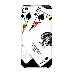YzfAqVw3593Caozy Case Cover, Fashionable Iphone 5c Case - Lucky Hand