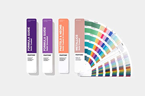 Pantone GP1605A Solid Guide Set, Multi-Colour