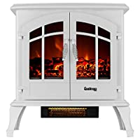 Jasper Free Standing Electric Fireplace ...