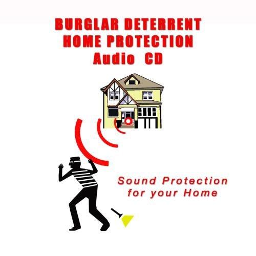 Burglar Deterrent - Home Protection Audio CD