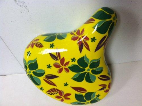 Island Flower Cruiser Saddle
