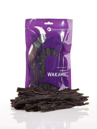 Seaweed Iceland Wakame, Atlantic, Raw, 1.76 Ounce