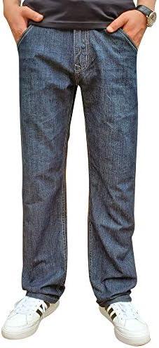 [スポンサー プロダクト]Gmardar 大人力 ストレッチ ストレート デニム ジーンズ テーパード ゆったり 濃い目 通勤 夏 秋 オールシーズン おしゃれ ストレッチ メンズ カジュアル ロング ボトムス ズボン パンツ