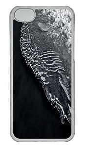 Dark Ice Custom iPhone 5s/5 Case Cover Polycarbonate Transparent