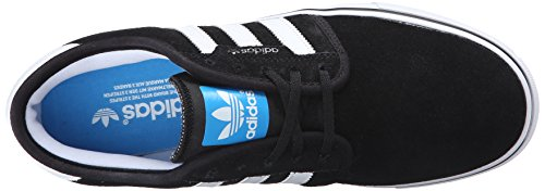 Adidas Heren Seeley Lace Up Schoen Zwart / Running Wit / Zwart
