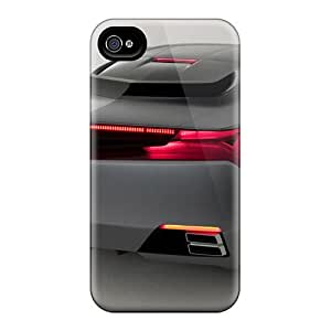 High Quality Shock Absorbing Case For Iphone 4/4s-acura