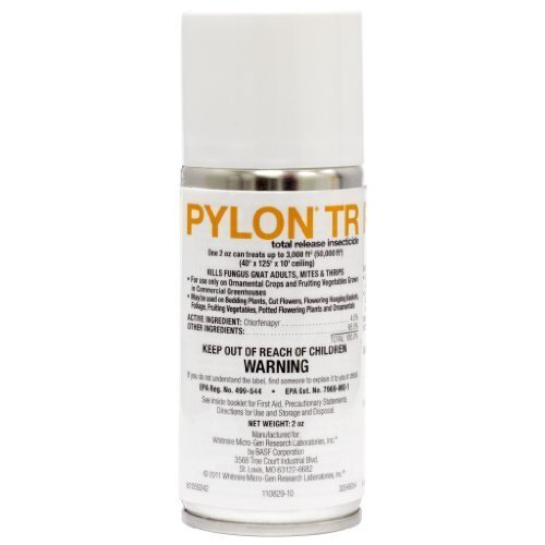 Pylon TR Total Release Insecticide 2 oz. Can - 6 pack ()