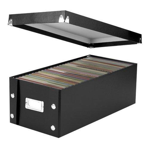 Snap-N-Store Stylish Storage File Box (SNS01913)