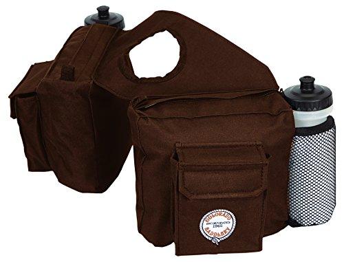 The Colorado Saddlery 1-163 Ultra Rider 6 Pocket Horn Bag