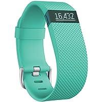 Fitbit Charge HR 智能手环 心率实时监测 自动睡眠记录 来电显示 运动蓝牙手表计步器