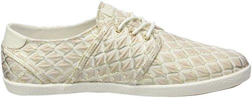 para Faguo beige arena Zapatillas de oro deporte ciprés mujeres de qfYxwXIT