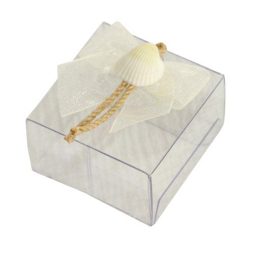 Beverly Clark Seashore Collection Favor Boxes, Set Of (Beverly Clark Seashore Collection)
