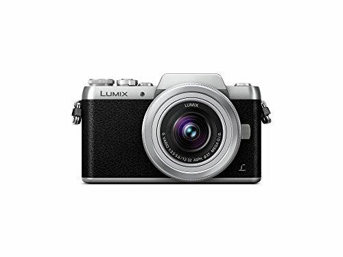 Panasonic DMC-GF7KK Mirrorless Digital Camera (DSLM) with 12-32 mm Kit Lens