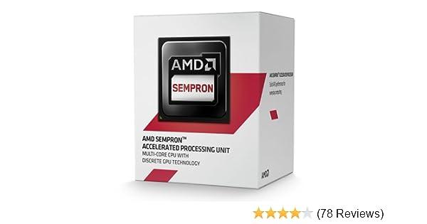 Amazon Com Amd Sempron 2650 Apu 1 45ghz Sd2650jahmbox Computers Accessories