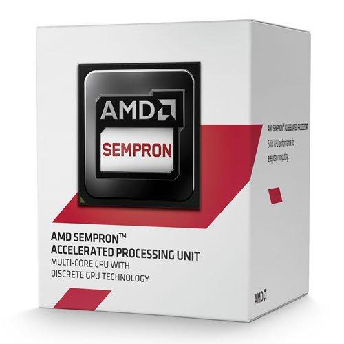5 opinioni per AMD AM1 Sempron 2650 Box Processore, Nero