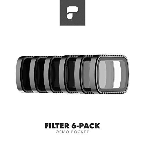 PolarPro Standard Filter 6-Pack for DJI Osmo Pocket