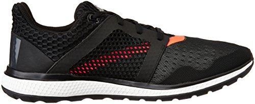 Adidas Rebond De Lénergie 2 M, Noir / Orange / Blanc, 9,5 M