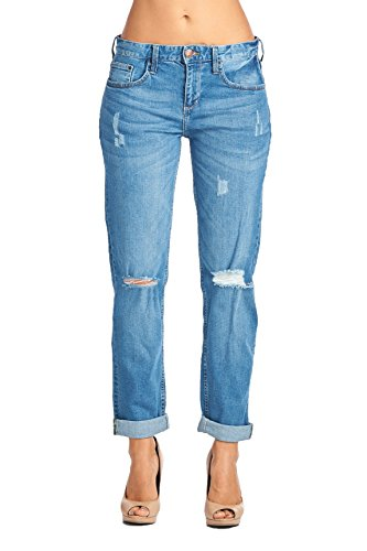 14847263ec We Analyzed 1,402 Reviews To Find THE BEST Boyfriend Jeans For Juniors