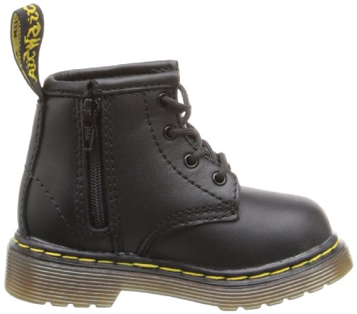 Brooklee black Scarpe Softy noir Black Barca Unisex B bambini T Nero Martens Da Dr T Fxqf54qwO
