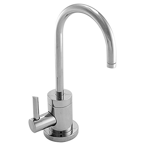 Newport Brass 106H East Linear Single Handle Hot Water Dispenser from the 940 Se, Polished Chrome