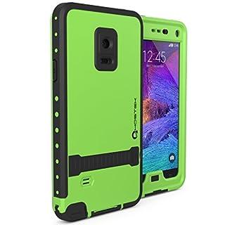 new arrival 49935 9fa65 Note 4 Waterproof Case, Ghostek Atomic Samsung Galaxy Note 4 ...