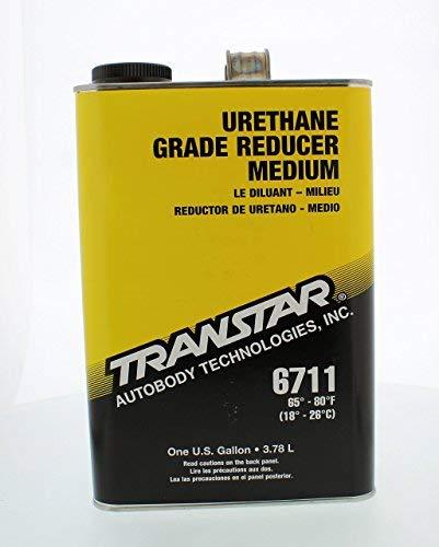 TRANSTAR 6711 Medium Urethane Grade Reducer - 1 Gallon by TRANSTAR