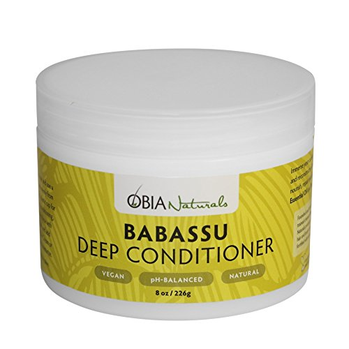 OBIA Naturals Babassu Deep Conditioner, 8 oz.