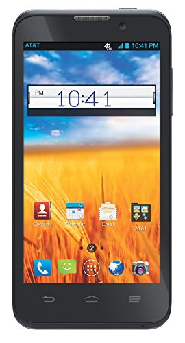 ZTE Z998 Unlocked Dual Core Smartphone product image